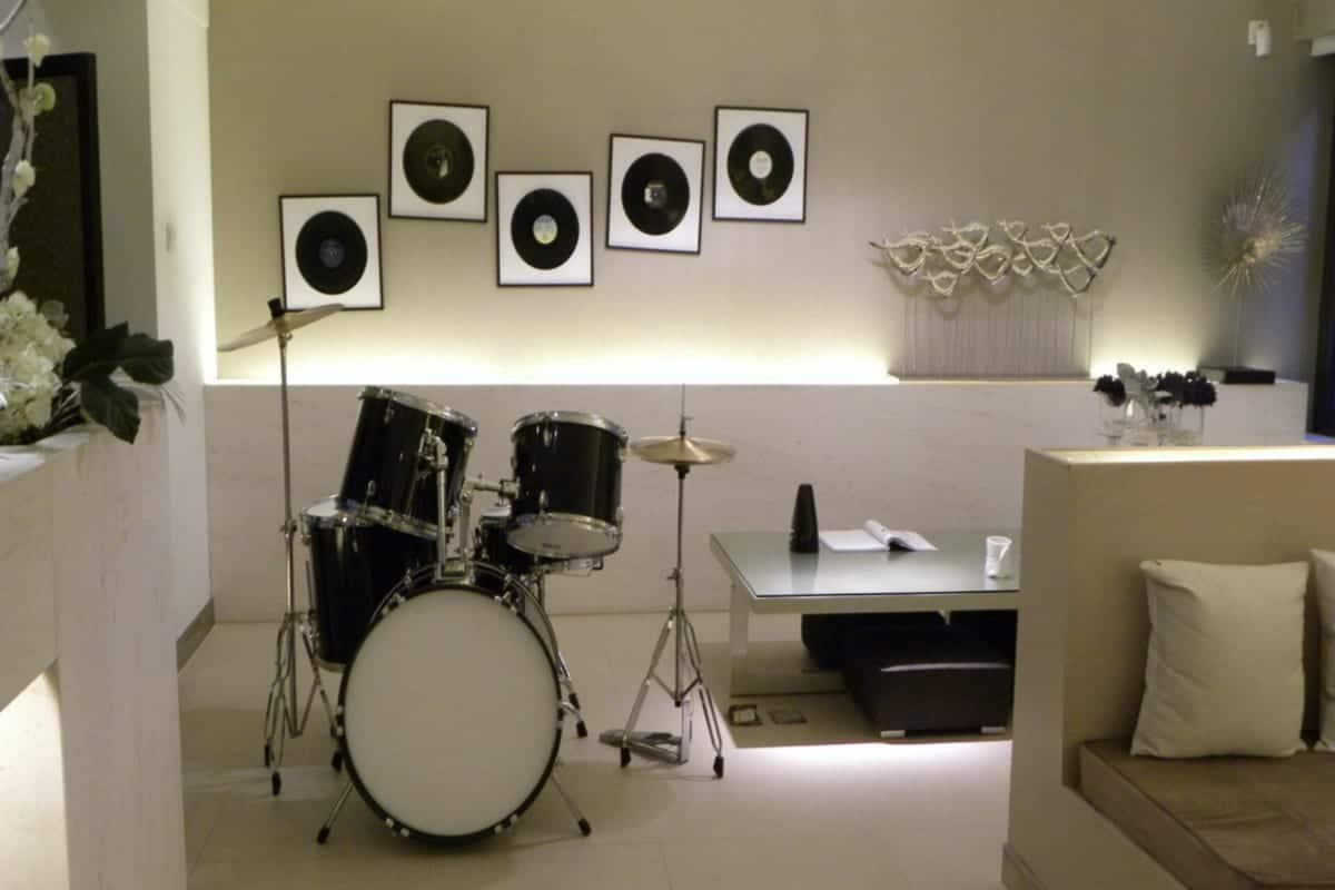Indret dit hjem som en rigtig musikelsker